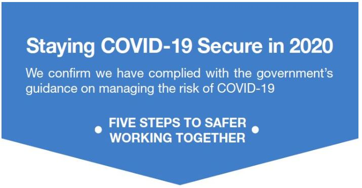 Jenks & Cattell       Staying COVID-19 Secure in 2020