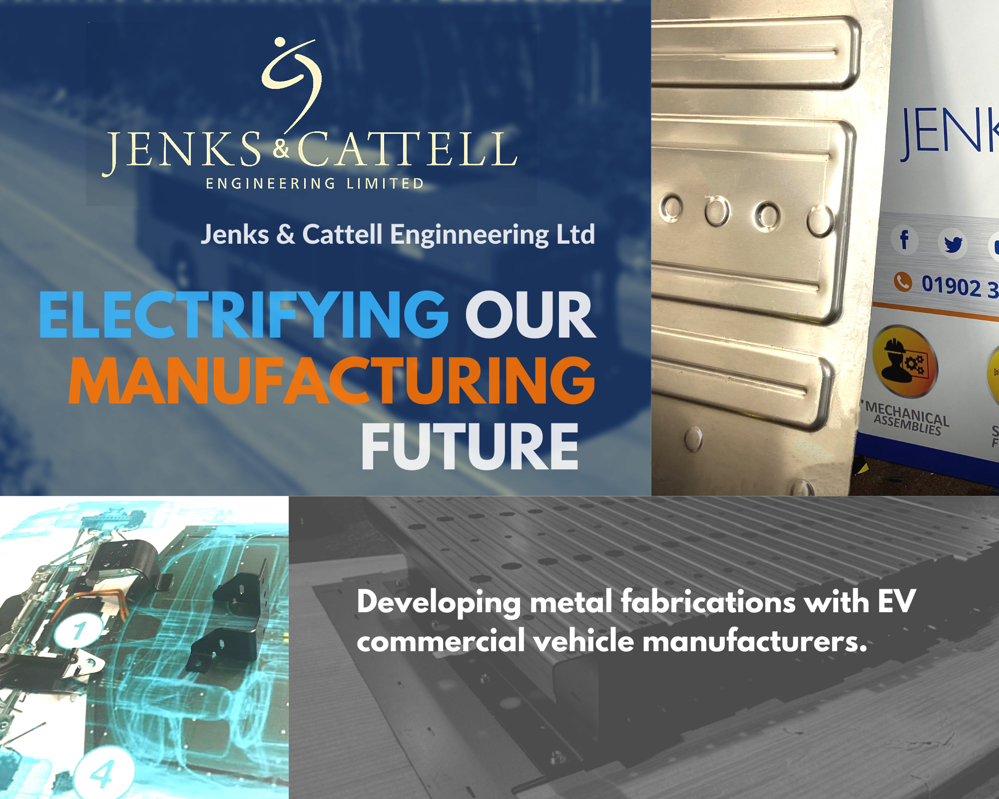 Jenks & Cattell EV Electrifying our Future
