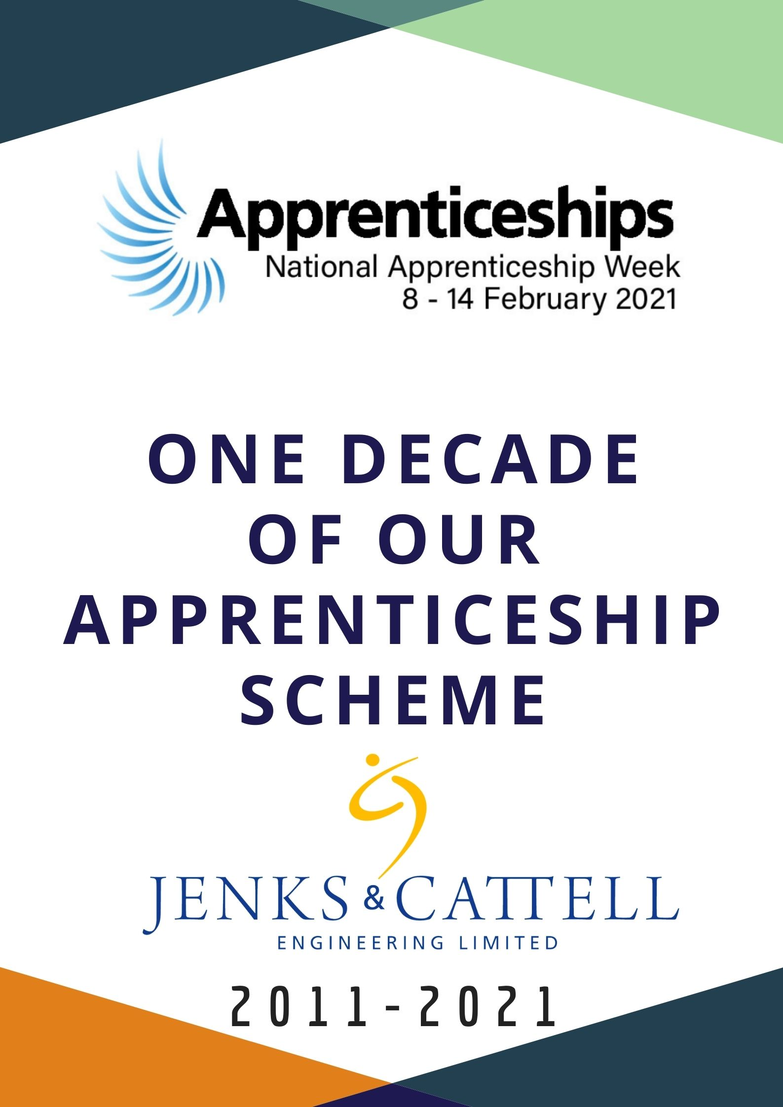 Jenks & Cattell A Decade of Apprenticeships to Celebrate National Apprenticeship Week