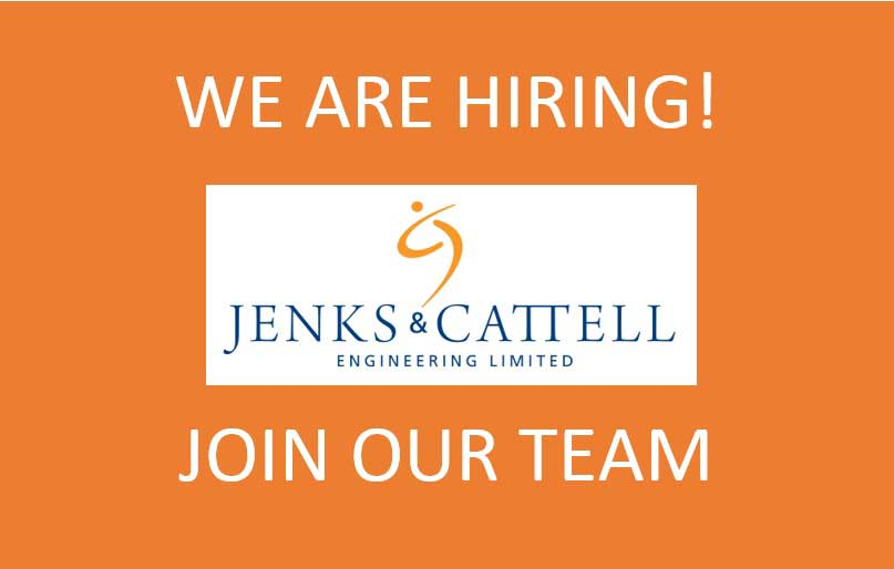 Jenks & Cattell We Are Recruiting!
